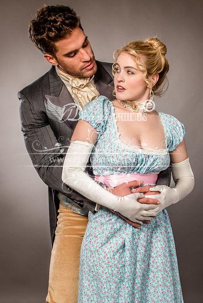 Image 1 of Miss Marianne  Regency Dress CLEARANCE SALE!