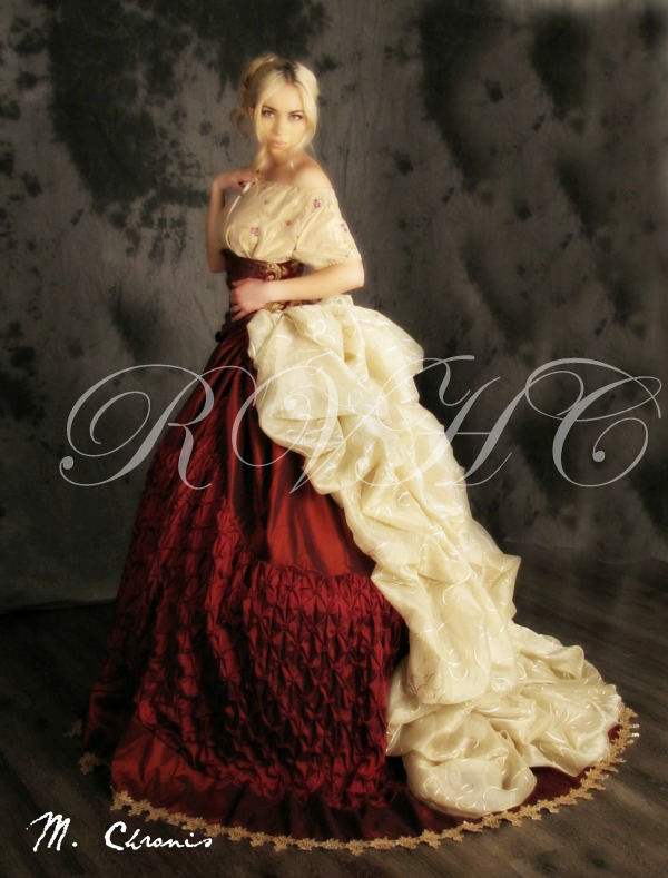 Image 0 of Grand Victorian Ball Gown