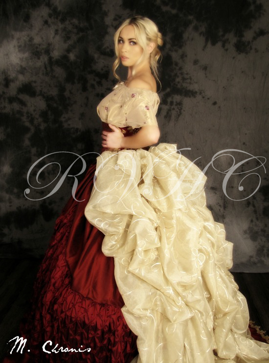 Image 1 of Grand Victorian Ball Gown