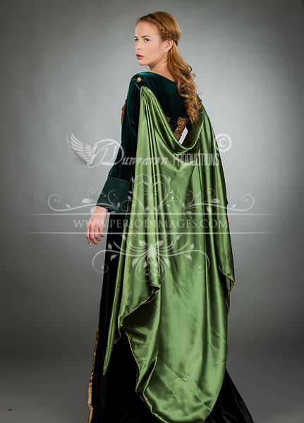 Image 2 of Noblewoman Medieval Dress