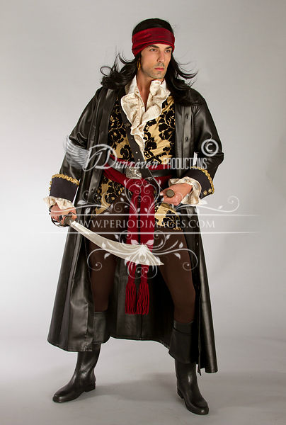Image 1 of Pirate Costume #3