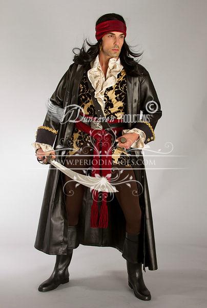 Image 1 of Pirate Costume #3