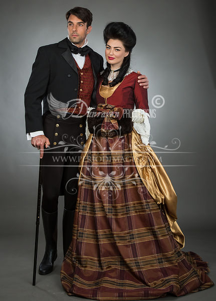 Image 0 of Grand Duchess Victorian Ball Gown