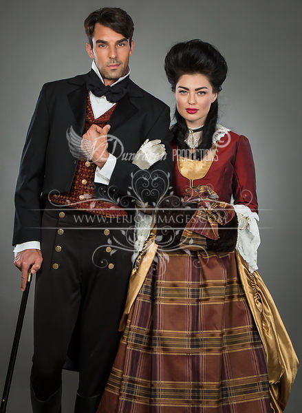 Image 1 of Grand Duchess Victorian Ball Gown