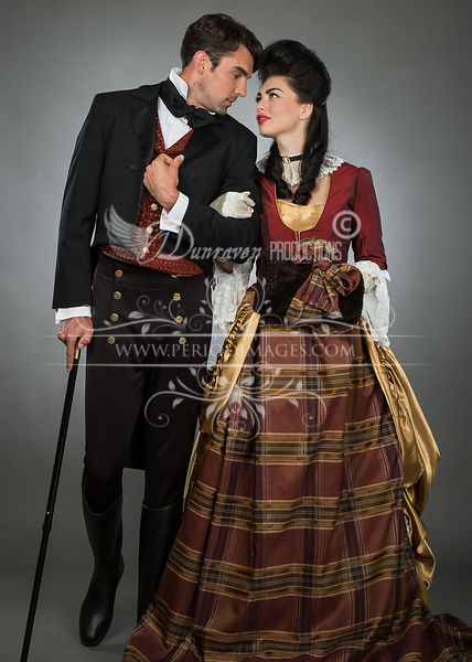 Image 3 of Grand Duchess Victorian Ball Gown