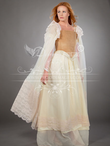 Image 0 of Medieval Fairy Gown