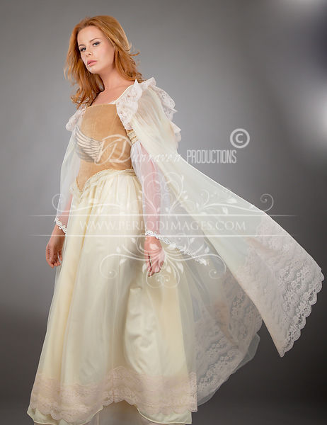 Image 1 of Medieval Fairy Gown