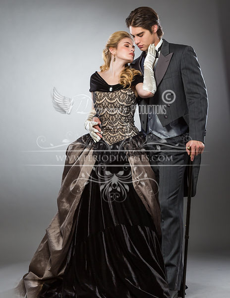 Image 0 of Gothic Victorian Gown #3