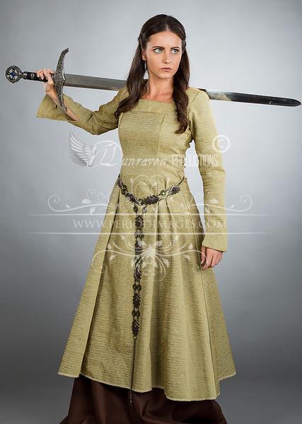Image 0 of Medieval Sage Dress