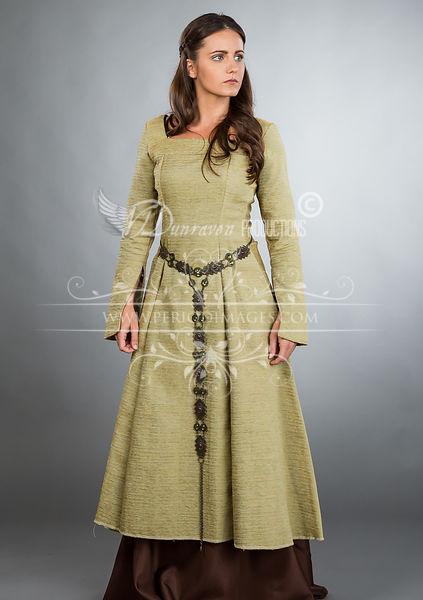 Image 1 of Medieval Sage Dress