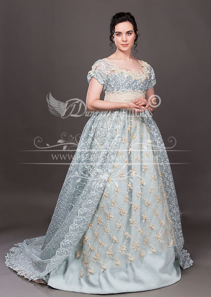 Image 0 of Lady Diana Regency Gown