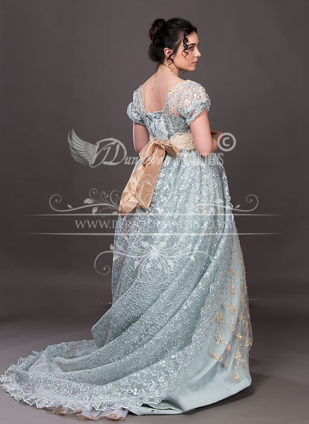 Image 1 of Lady Diana Regency Gown