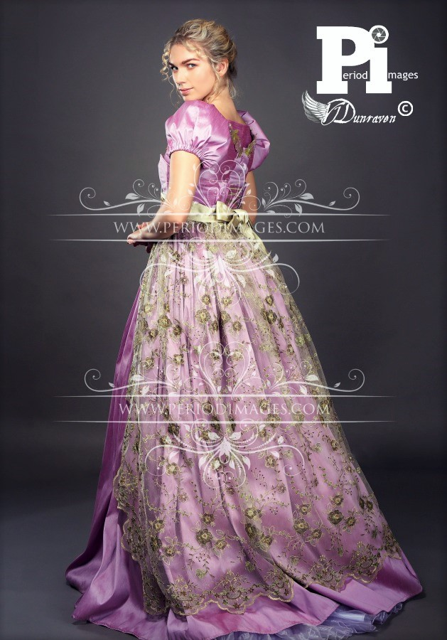Image 0 of Lady Isabella Regency Gown