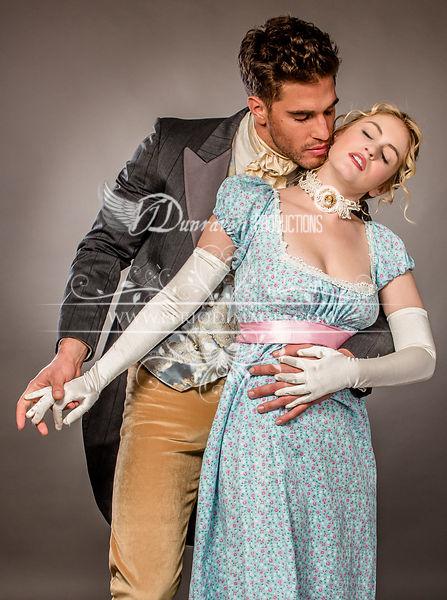Image 0 of Lady Emily Regency Walking Dress