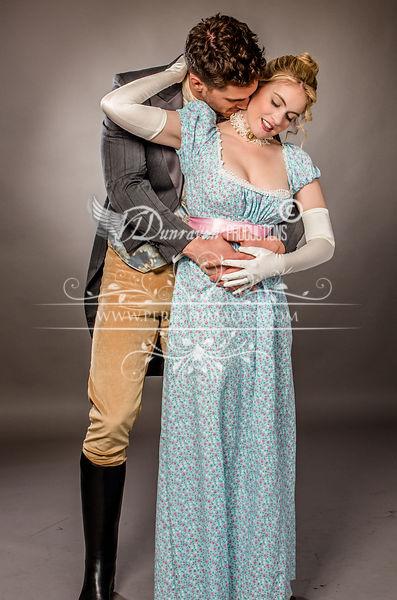 Image 1 of Lady Emily Regency Walking Dress