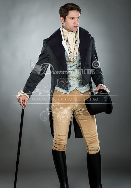 Image 0 of Lord Randolph Regency Men's Attire
