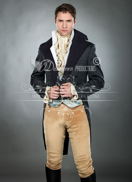 Image 1 of Lord Randolph Regency Men's Attire