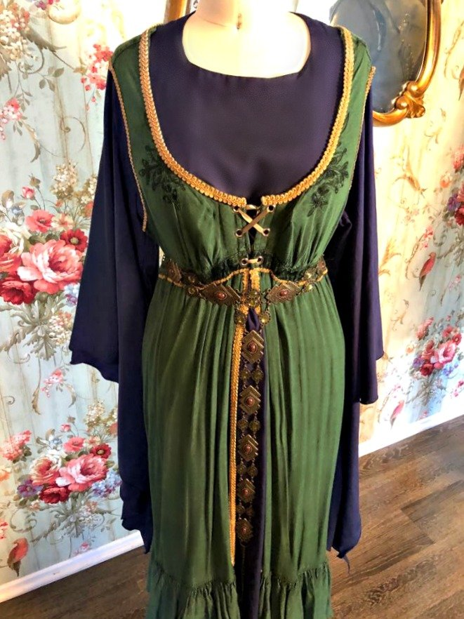 Image 1 of Medieval Dress #2