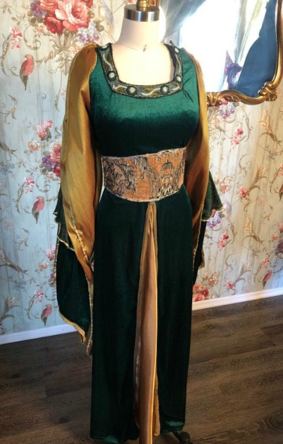 Image 0 of Medieval Dress #3
