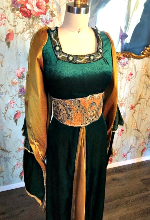 Image 1 of Medieval Dress #3