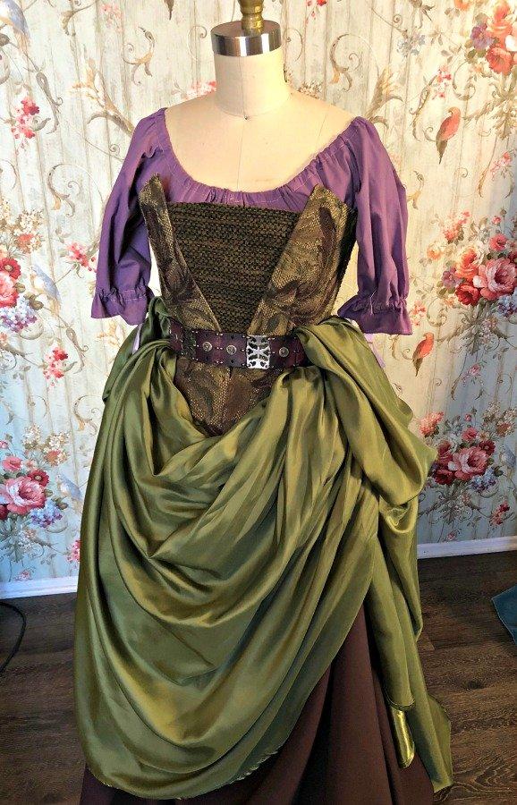 Image 1 of Medieval Dress #5