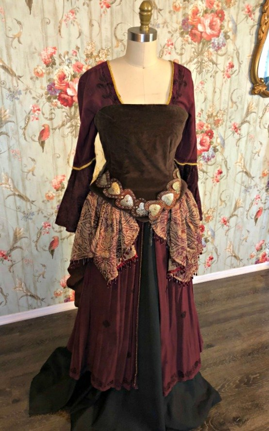 Image 0 of Medieval Dress #6
