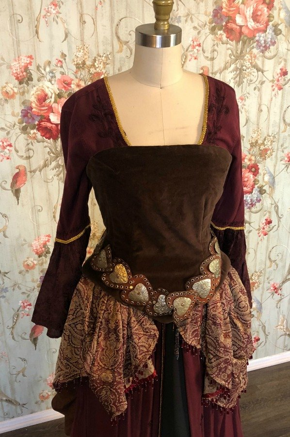Image 1 of Medieval Dress #6