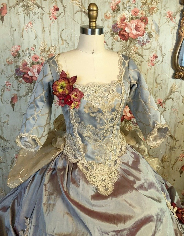 Image 1 of River Belle Victorian Ball Gown