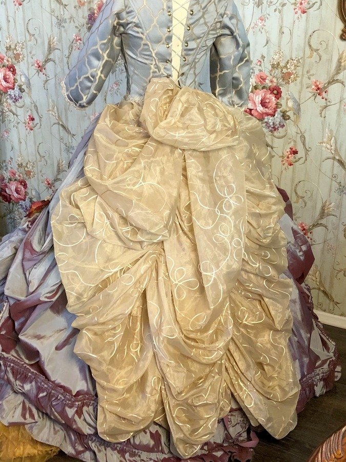 Image 2 of River Belle Victorian Ball Gown