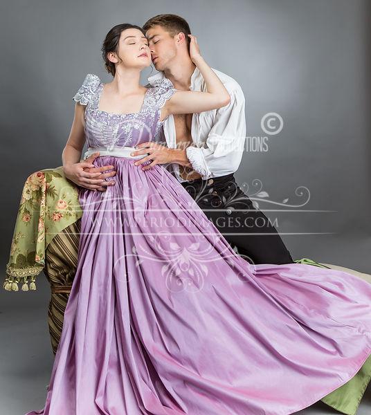 Image 0 of Lady Lauren Regency Gown