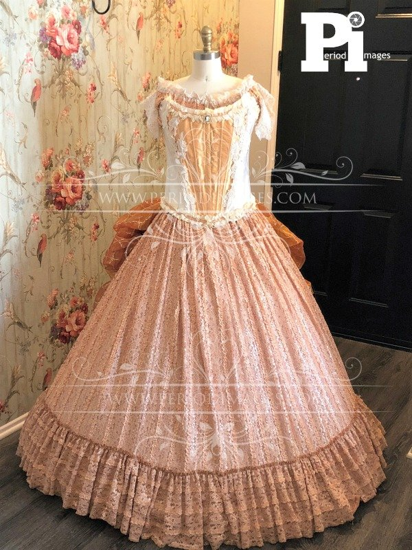 Image 0 of Miss Suellen  Victorian Ball Gown