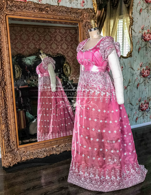 Image 0 of Lady Margaret Regency Gown