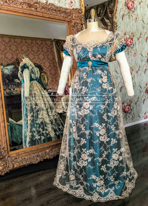 Image 0 of Lady Gabrielle Regency Gown