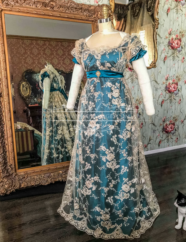 Image 1 of Lady Gabrielle Regency Gown