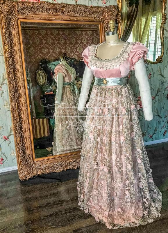Image 0 of Lady Katelyn Regency Gown