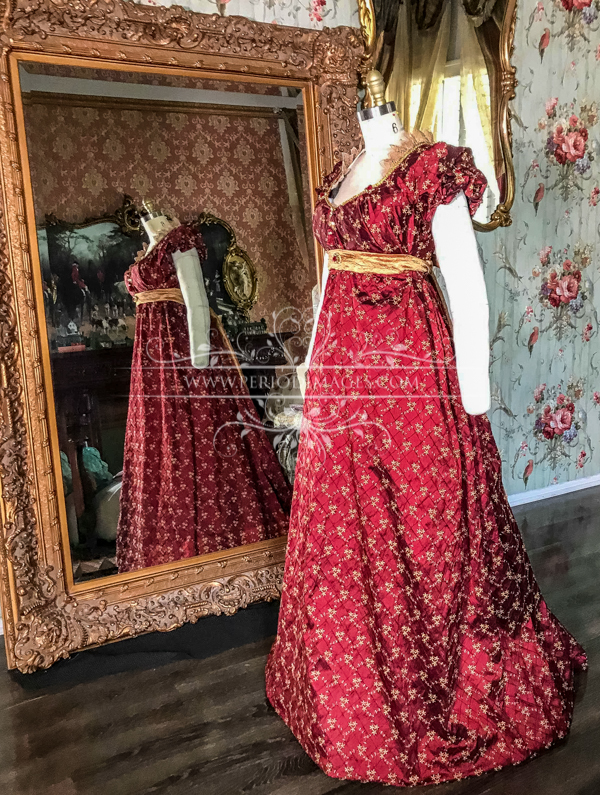 Image 0 of Lady Frances Regency Gown