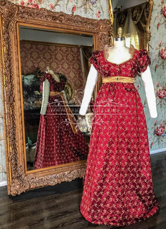Image 1 of Lady Frances Regency Gown