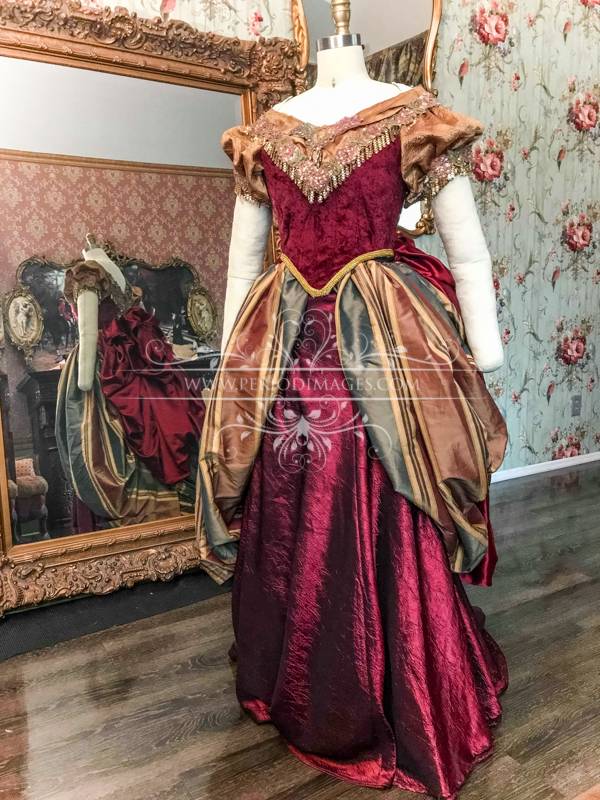 Image 0 of Lady Quinn Victorian Gown