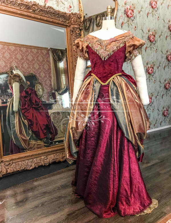 Image 2 of Lady Quinn Victorian Gown