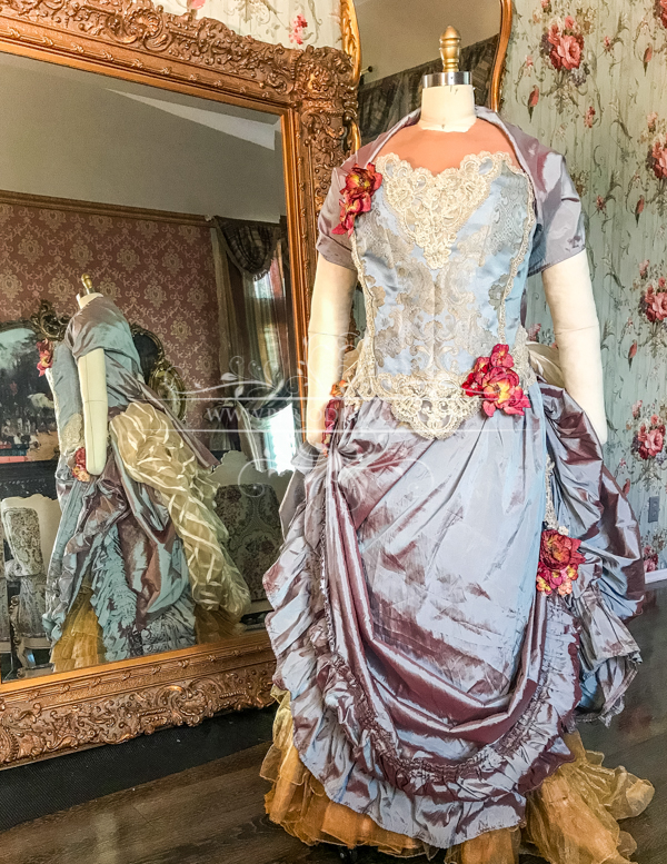 Image 1 of Lady Mia Victorian Gown