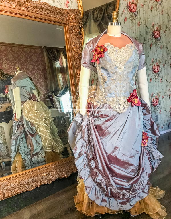 Image 0 of Lady Mia Victorian Gown