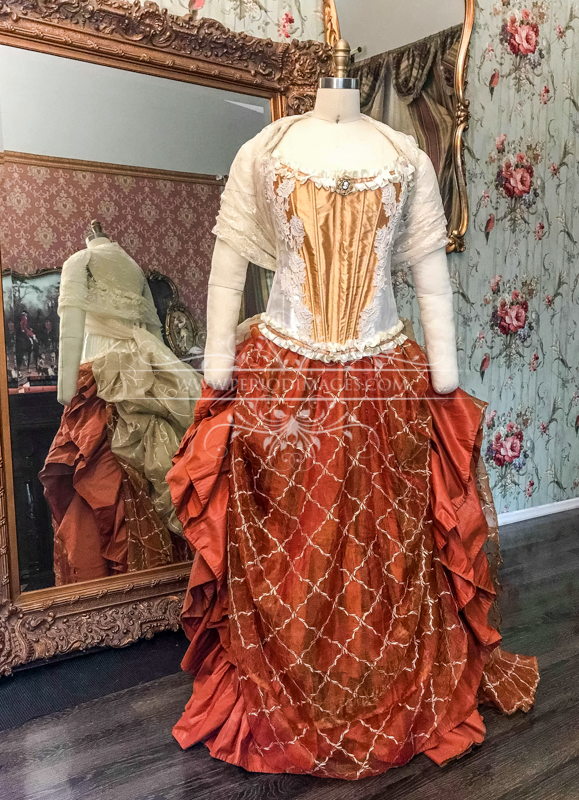 Image 0 of Lady Belinda Victorian Gown