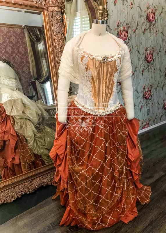 Image 1 of Lady Belinda Victorian Gown