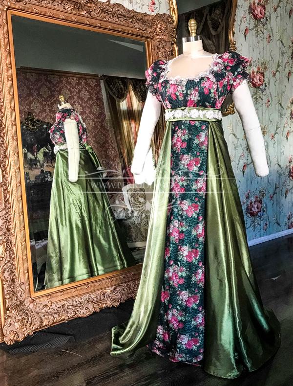 Image 0 of Lady Penelope Regency Gown