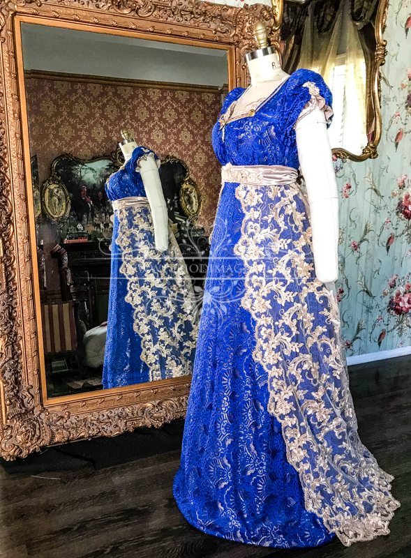 Image 0 of Lady Cecily Regency Gown