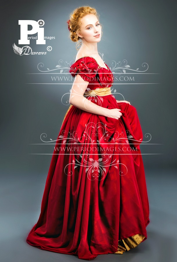 Image 0 of Lady Aurora Victorian Gown