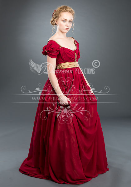 Image 1 of Lady Aurora Victorian Gown