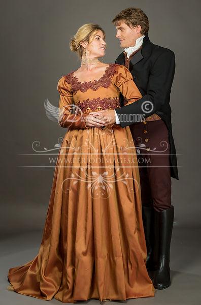 Image 0 of Lady Marianne Regency Dress