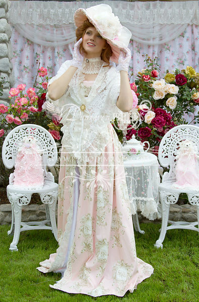 Image 0 of Lady Daphne Victorian Gown