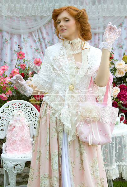 Image 1 of Lady Daphne Victorian Gown